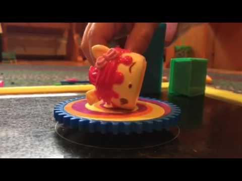 Cherry Cheesecake And The Shopkins Monsters