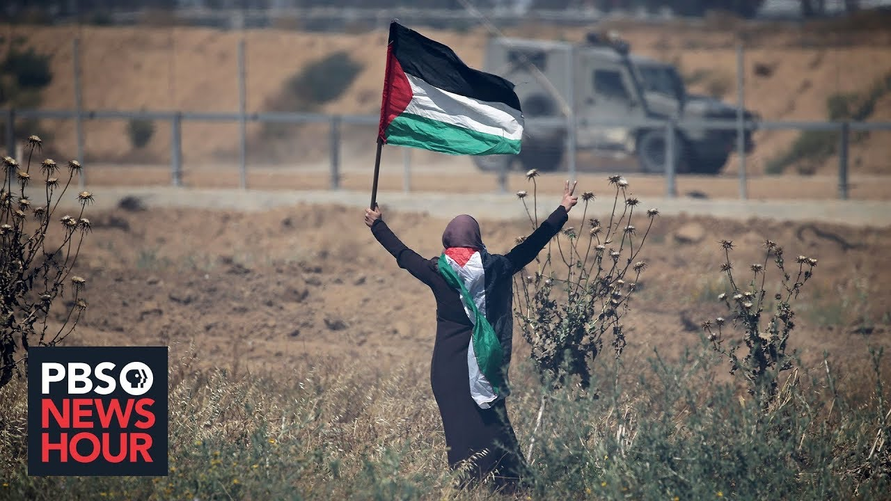 How Palestinians in the West Bank are reacting to Trump's peace plan