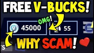 HOW TO GET FREE V-BUCKS - FORTNITE - 2018 - 100% REAL?!? - AVOID THE SCAMS - EXPOSED! BATTLE ROYALE!