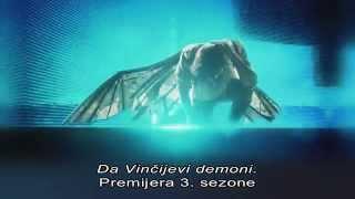 FOX TV - Da Vinčijevi demoni, 3 sezona od 25. oktobra (15 sec)