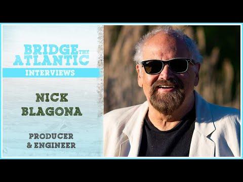 Nick Blagona: Hiring A Producer & Recording Studio Mistakes | INTERVIEWS (2018)