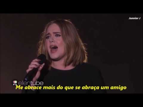 Adele - All I Ask (Legendado)