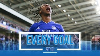 2018: EVERY CARDIFF CITY LEAGUE GOAL