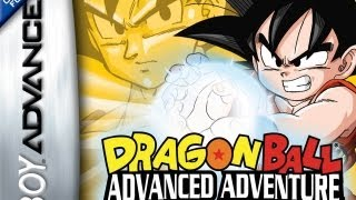 CGR Undertow - DRAGON BALL: ADVANCED ADVENTURE review for Game Boy Advance