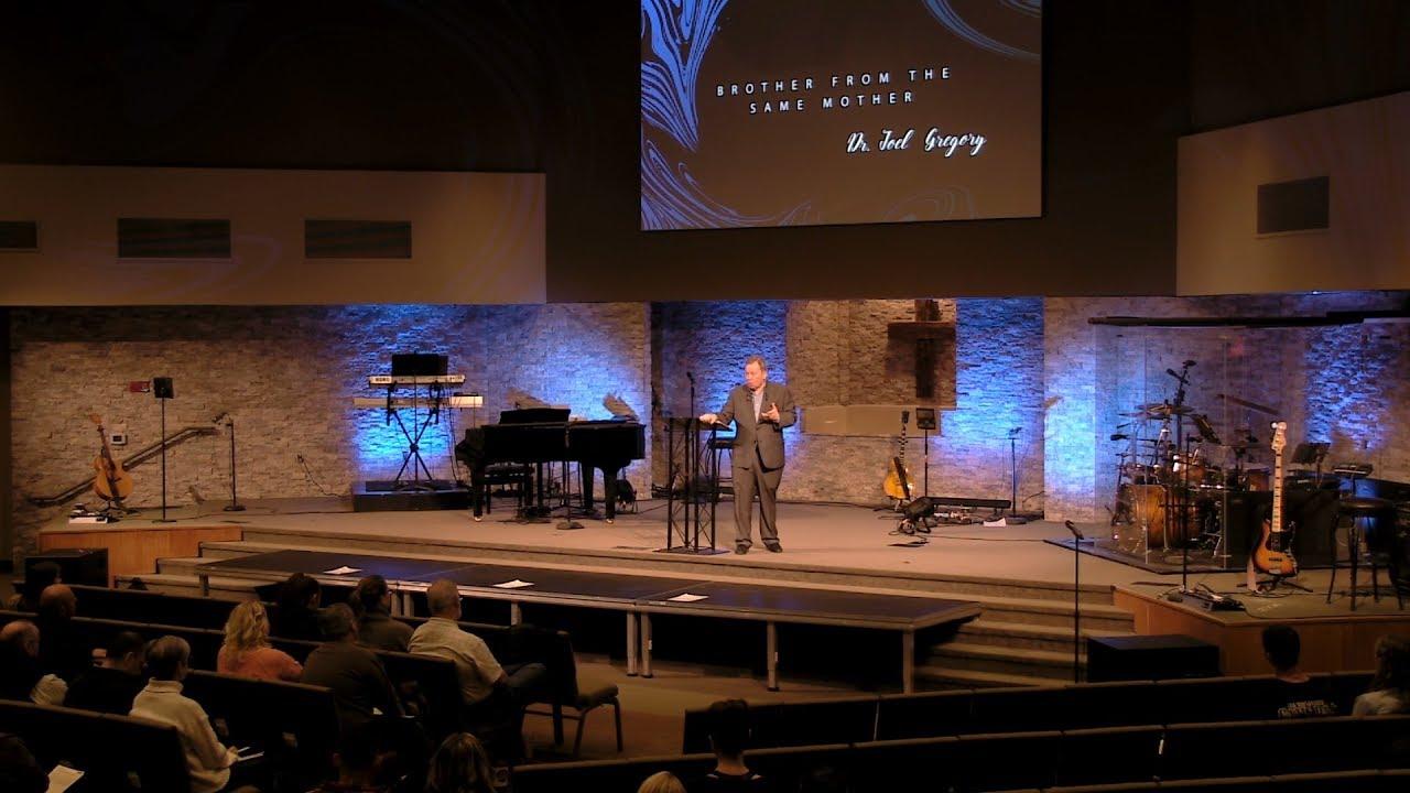 4-8-18 Sunday Worship Guest Speaker Dr Joel Gregory