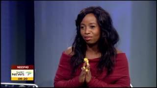 "Urban Contemporary Soul Singer Nozipho on her debut album ""Thando"""