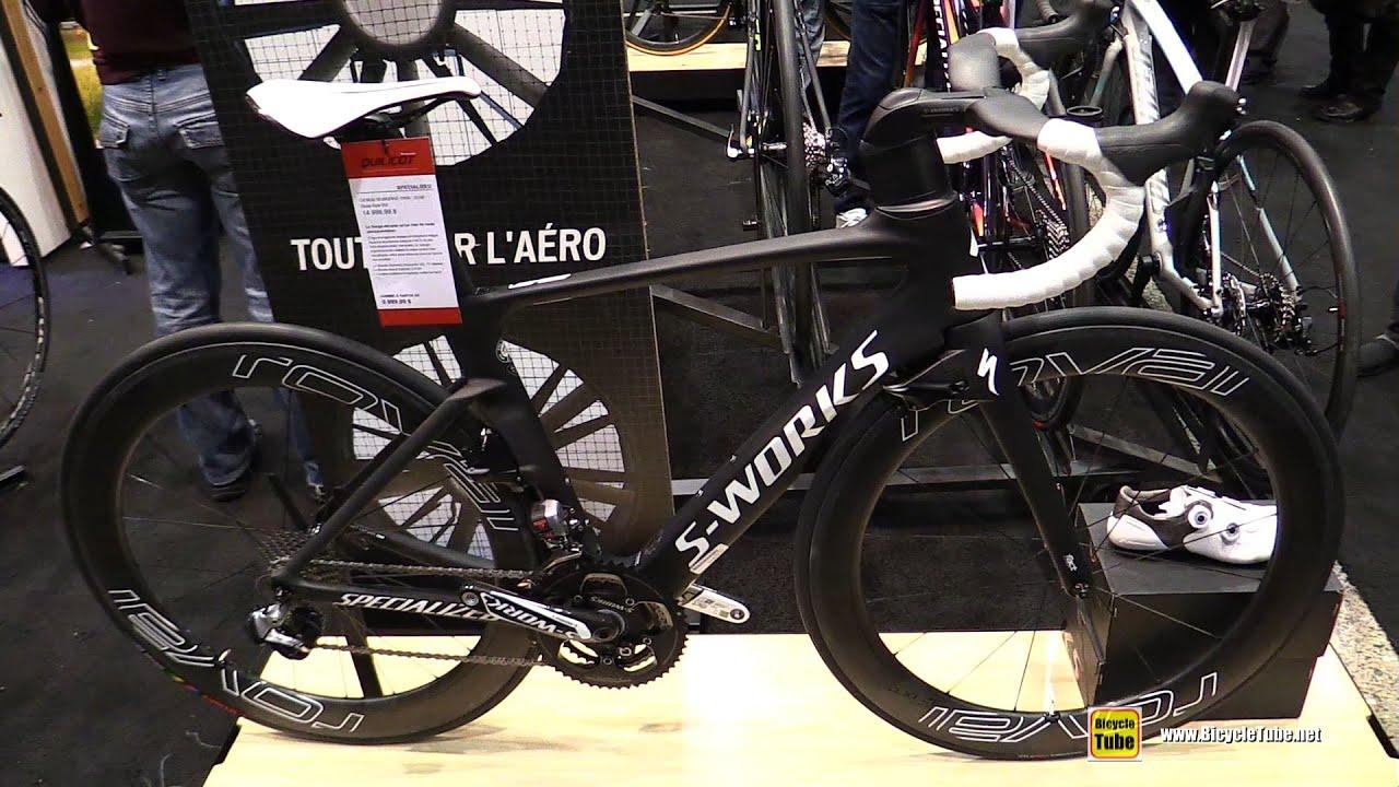 2016 Specialized S Works Venge Vias Road Bike Walkaround 2016