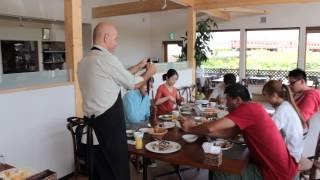大地のテラス 北海道岩見沢市栗沢町上幌 農業生産法人㈱道下産地直営ファームレストラン