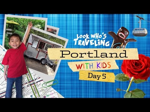 Portland Children's Museum & Rose Test Garden (Things to do in Portland): Look Who's Traveling