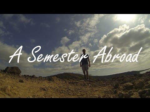 My Semester Abroad | England 2016