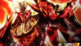 Puro Gameplay: Lu Bu Dynasty Warriors Strike Force 2 (PSP)