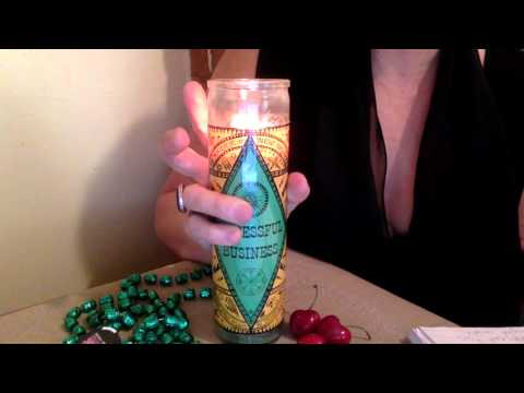 New Orleans business success spell using voodoo magick