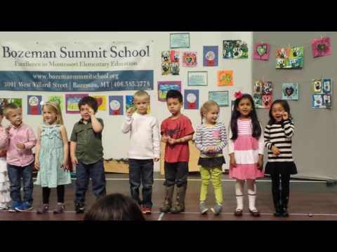 Bozeman Summit School Talent Show 2016
