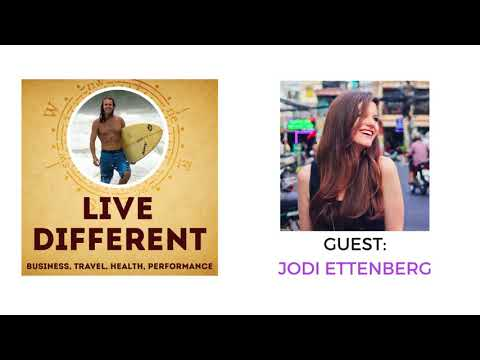 Travel the World, Find Your Niche, and Build Your Brand with Legal Nomad Jodi Ettenberg