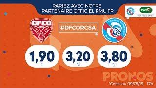 Dijon FCO-Racing (J36 Ligue 1 18/19) : les clés du match avec PMU.fr
