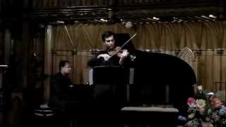"Bela Bartok (Szekely) ""Roumanian Folk Dances"" - Duo Deo Gloria"
