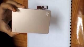 Pendrive VS External Hard Disk