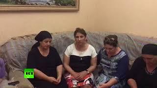 Женщины из Дагестана, чьи родные пропали в Ираке и Сирии: «Спасибо, RT, что спасаете наших детей»