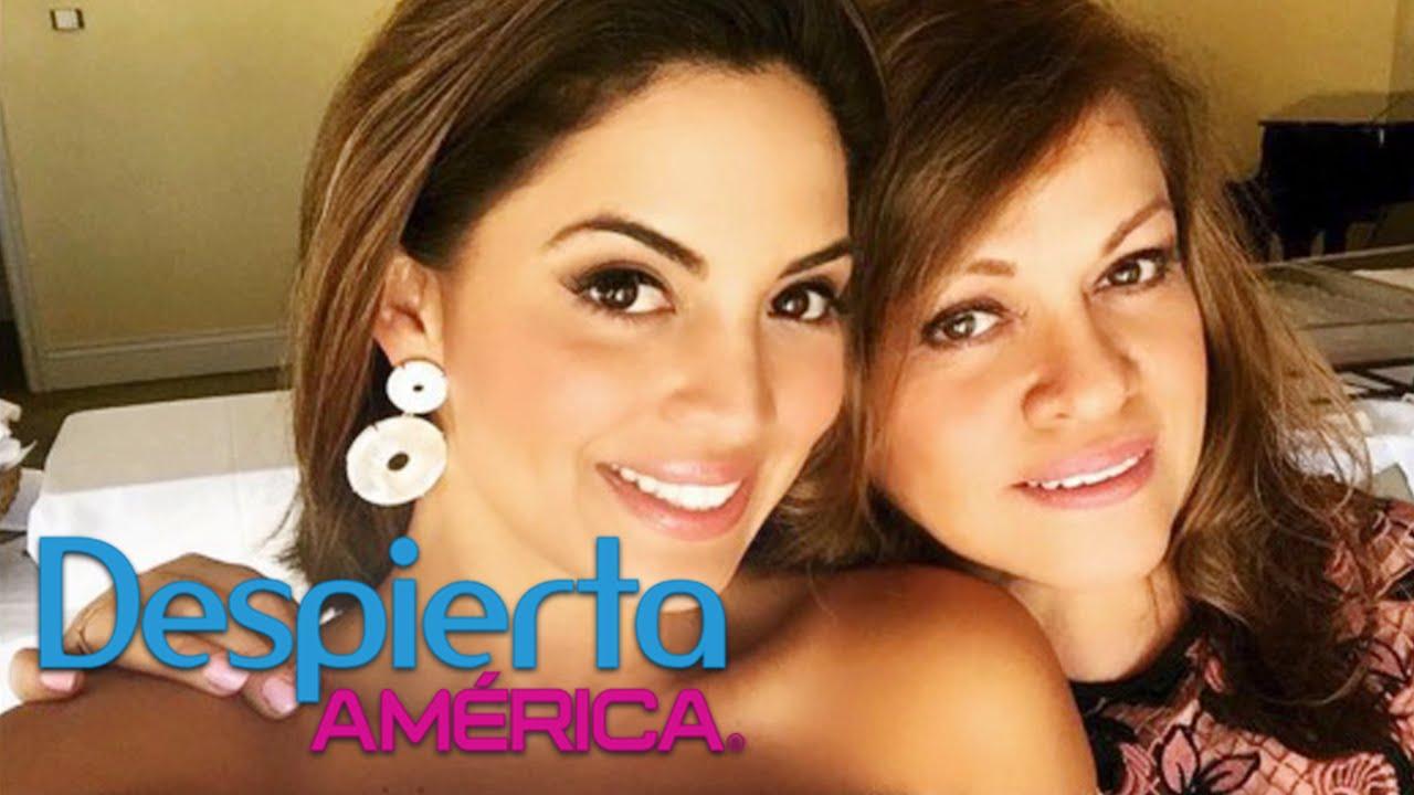 Pamela Silva Habla Del Momento En Que Se Separó De Su Madre Youtube