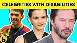 Famous Modern Celebrities With Learning Disabilities