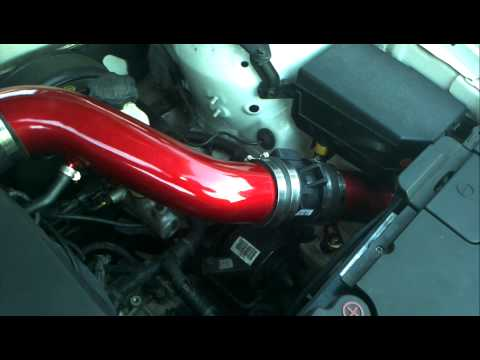 07 Hyundai Tiburon Gt Limited Cold Air Intake