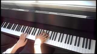Gunslinger Girl - Main Theme - Piano - Laurits Campen