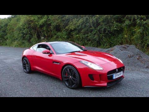 jaguar f type coupe v6 s review youtube. Black Bedroom Furniture Sets. Home Design Ideas