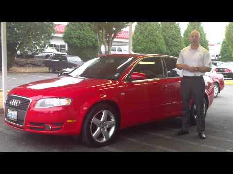 Audi A4 2.0T Quattro The Relaxed approach sales training video (solo)