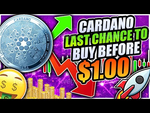 CARDANO BROKE RESISTANCE!! NEXT TARGET $1.00!!! ETHEREUM RALLYING TO $2,000 TOMORROW!!!?