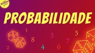 PROBABILIDADE | Resumo de Matemática para o Enem