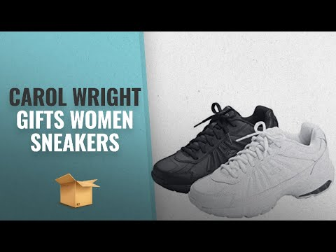Top 10 Carol Wright Gifts Women Sneakers [2018 Best Sellers]: Women's Dr Scholl's Lace-up Sneaker,
