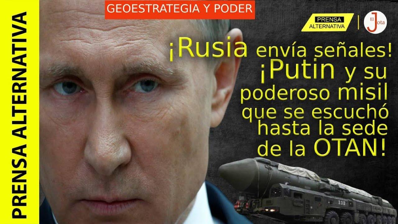 Moscú le muestra los dientes a la OTAN y a sus aliados! Maniobra de Putin hizo temblar al eje!