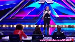 Gangnam Style Auditions - The X Factor Australia 2013