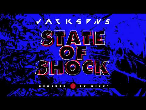 The Jacksons – State Of Shock (Nick* ElectroFunk Radio Edit)