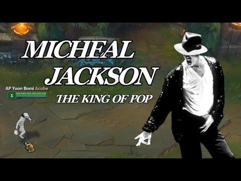 Michael Jackson: Champion Spotlight