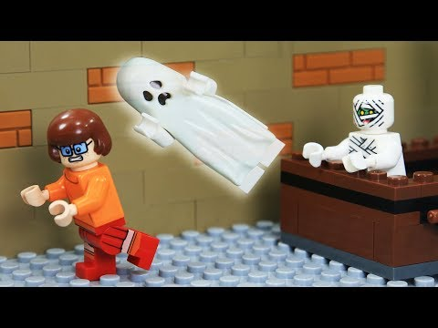 Lego Halloween Scooby Doo & The Mummy Returns Episode 03