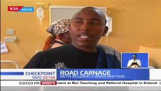 Road carnage in Kitui and Bomet counties