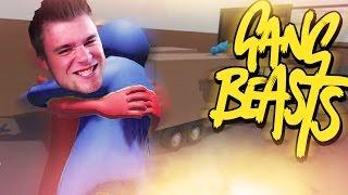 NAJŚMIESZNIEJSZY ODCINEK! | Gang Beasts [#20] (With: Max, Admiros, Hadesiak) #Bladii