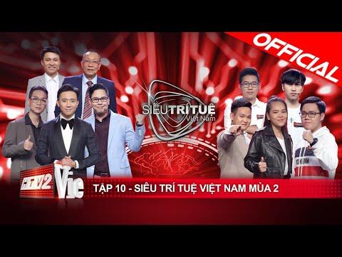 Download Siêu Trí Tuệ Việt Nam mùa 2 - Tập 10: Đại chiến lịch sử giữa những siêu trí tuệ đỉnh cao cả 2 mùa