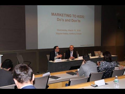 Speaking at the International Trademark Association (INTA)