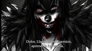 【Laughing Jack 】-☆ Pop Goes The Wasel☆ (Fandub español) Creepypasta