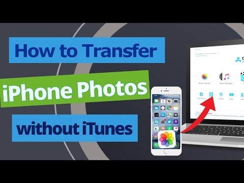How to Transfer Photos from iPhone to PC without iTunes (2020)