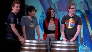 Hearthstone Tavern Trivia BlizzCon2017