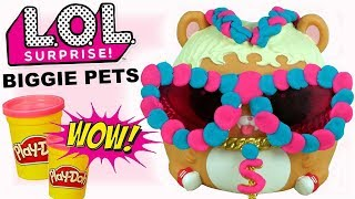 LOL Surprise • BIGGIE PETS • Szalona metamorfoza • po polsku