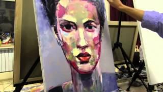 Нарисовать портрет маслом, Сахаров, уроки живописи в Москве(ВСЕ НОВОЕ НА http://saharov.tv Официальные сайты: http://artsaharov.com http://faniyasaharova.com http://polinasaharova.com http://ladasaharova.com ..., 2015-09-07T22:57:51.000Z)