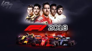 F1 2018 - Karriere Rennen 2! | Live Lets Play