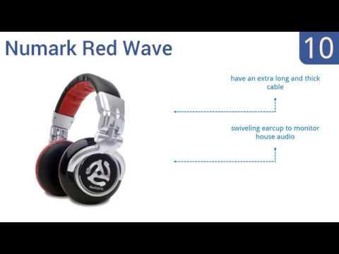 TAI NGHE DJ GIÁ RẺ NUMARK RED WAVE