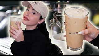 BEST ICED COFFEE EVER AT HOME | Amanda Ensing