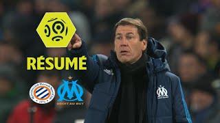 Montpellier Hérault SC - Olympique de Marseille (1-1)  - Résumé - (MHSC - OM) / 2017-18