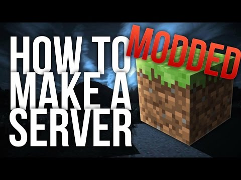 How to Make a Modded Minecraft Server